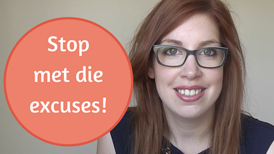 Video: Stop Met Die Excuses