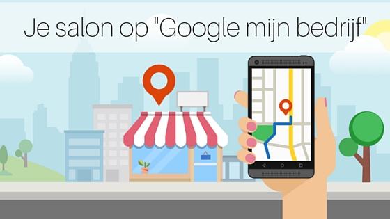 Je Salon Op  Google Mijn Bedrijf