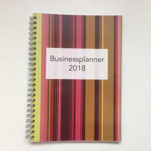 Businessplanner 2018