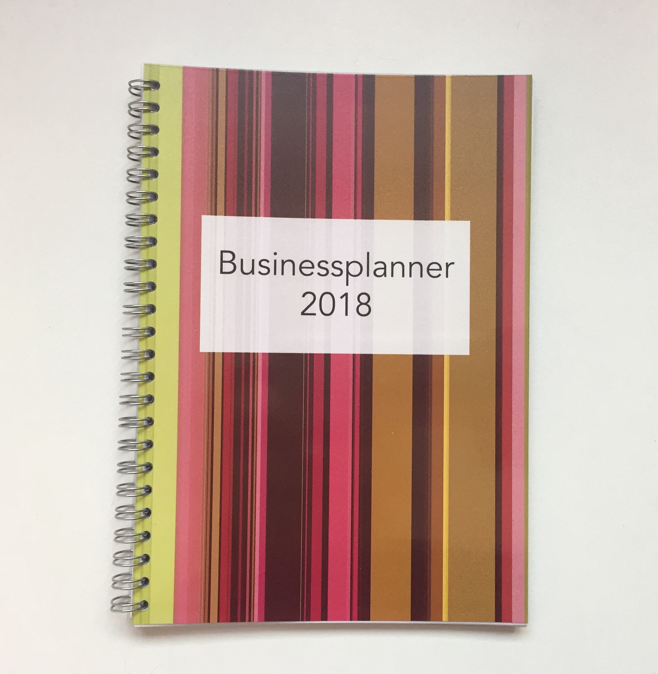 Businessplanner 2018