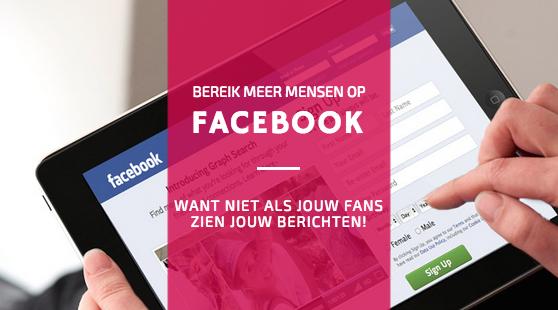 Bereik Meer Mensen Op Facebook