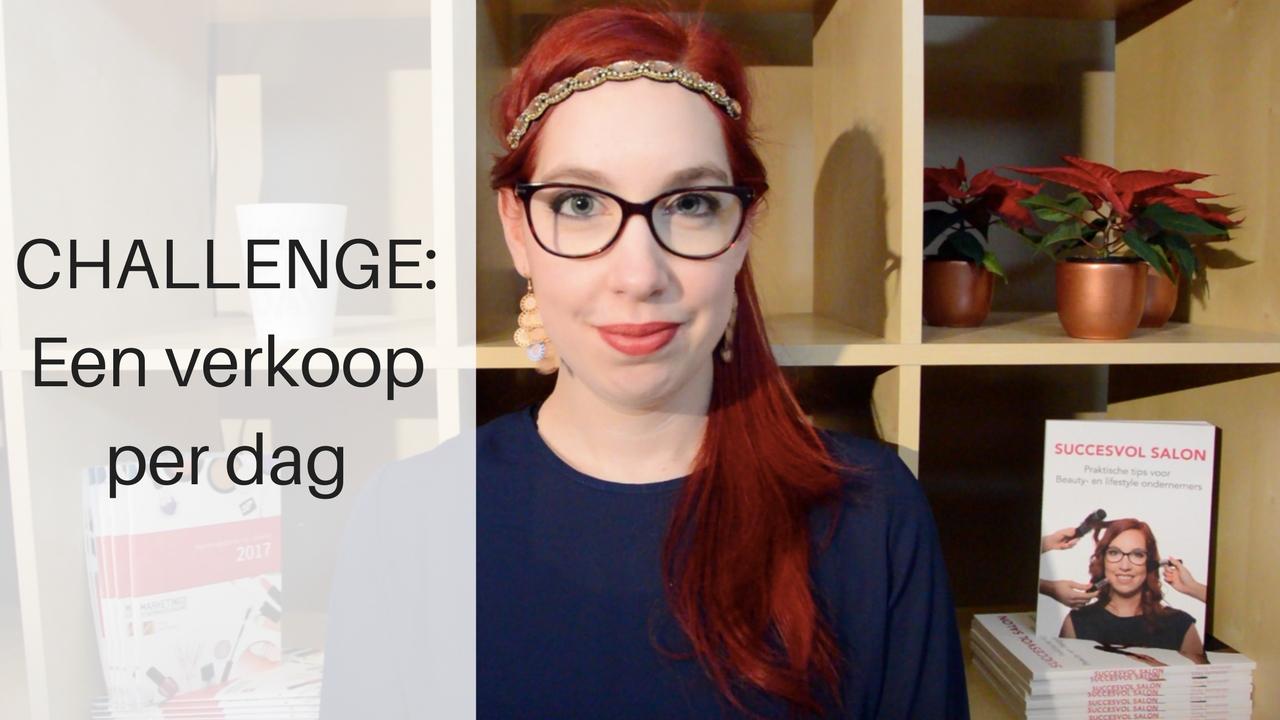 Challenge Een Verkoop Per Dag
