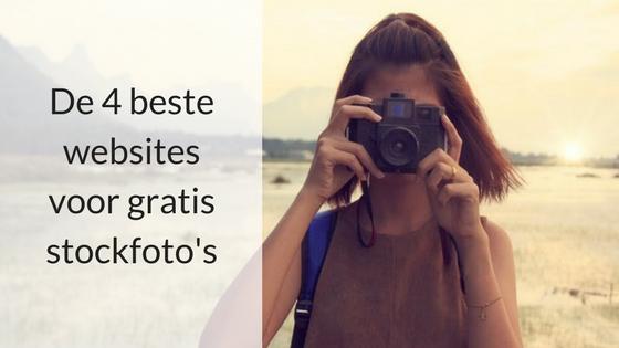 De 4 Beste Websites Voor Gratis Stockfoto's