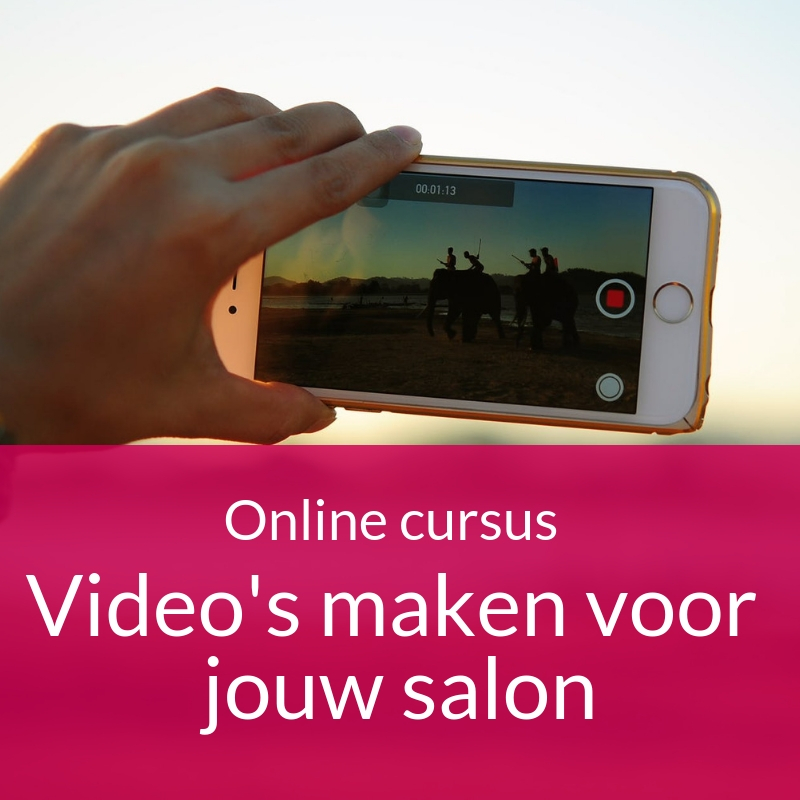 Video's Maken Voor Jouw Salon