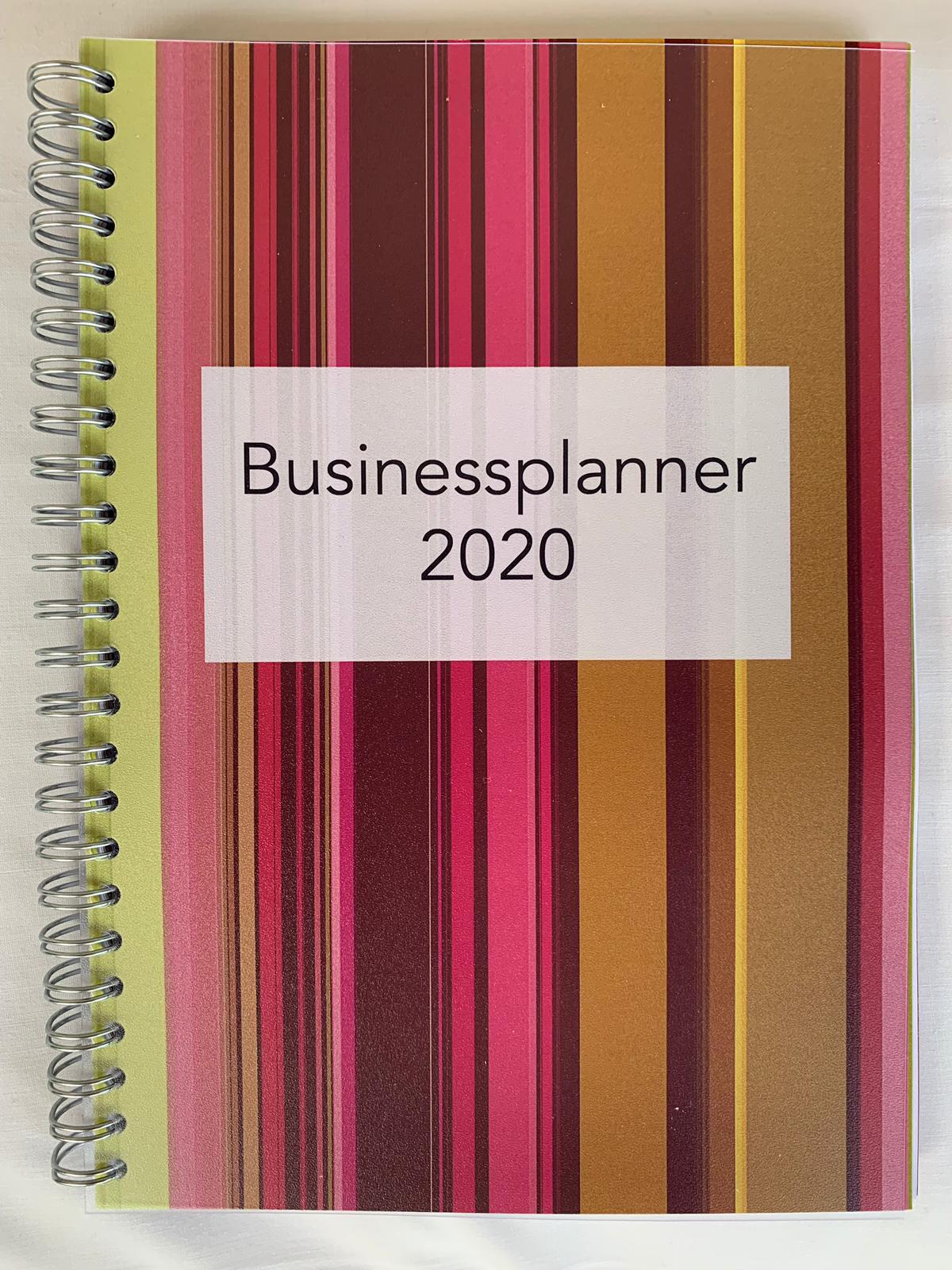 Businessplanner 2020