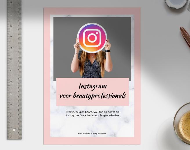 Online Cursus: Instagram Voor Beautyprofessionals