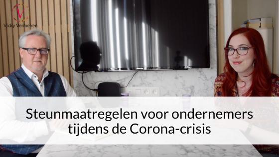 Steunmaatregelen Voor Ondernemers Tijdens De Corona-crisis